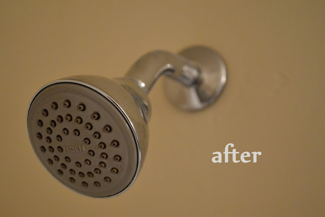 Shower Head After