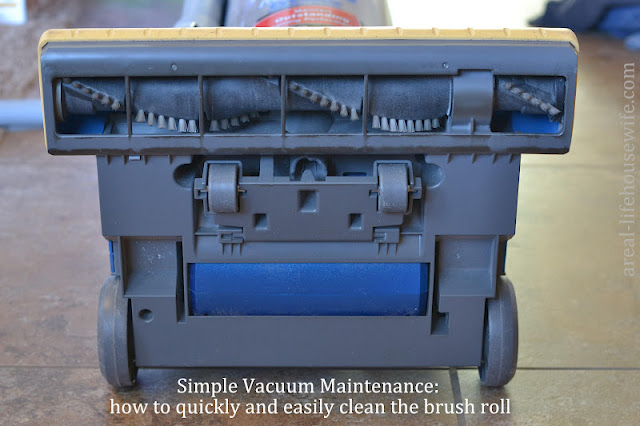 Simple Vacuum Maintenance