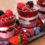 Mini Berry Cheesecake Trifles