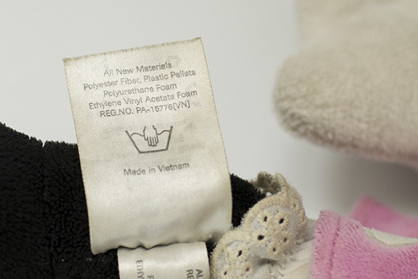 Know when It's okay to disregard the Care Label - The care label instructs to hand wash